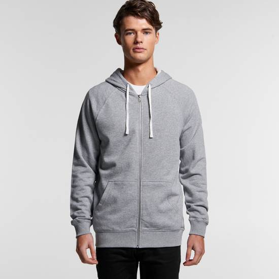 Premium Zip Hood - Heavyweight 350gsm