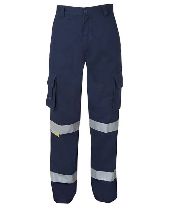 6MMP  Mercerised (D+N) Multi Pocket Pant