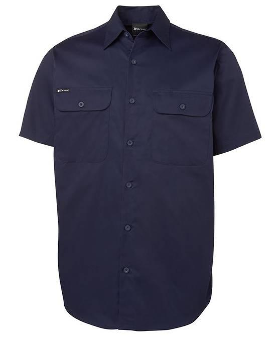 6WSLS S/S 150G Work Shirt
