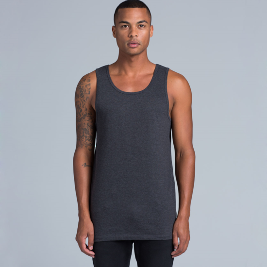 5007 LOWDOWN SINGLET