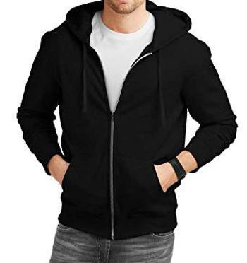 Premium Zip Hood - Super Heavyweight 400gsm