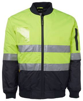 6DNFJ Hi Vis (D+N) Flying Jacket