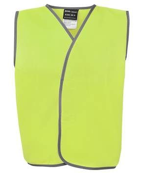 6HVSU  Kids Hi Vis Safety Vest