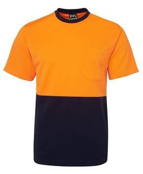 6HVT Hi Vis Traditonal T-Shirt