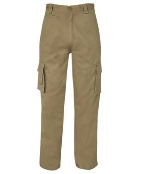 6NMP Mercerised Multi Pocket Pant