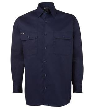 6WSLL  L/S 150G Work Shirt