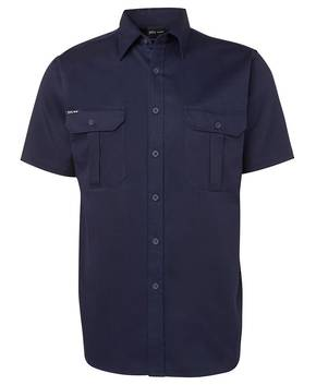 6WSS  S/S 190G Work Shirt