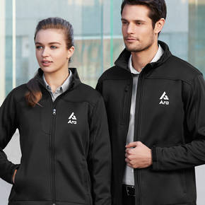 Ara Ladies Soft Shell Jacket
