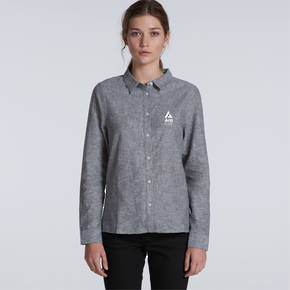 ARA Women's Cotton Linen Shirt