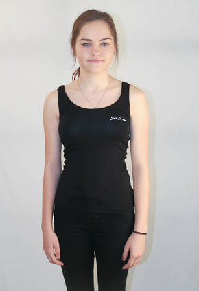Ladies - Classic Coffee Rescue Singlet