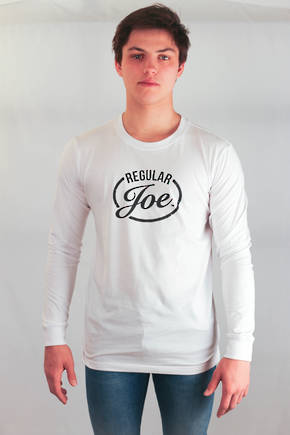 Joe's Regular Joe Long Sleeve Tee
