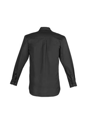 AVAILABLE IN: ZW121 Mens Lightweight Tradie Shirt - Long Sleeve