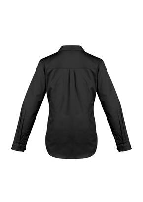 ZWL121 Womens Lightweight Tradie Shirt - Long Sleeve