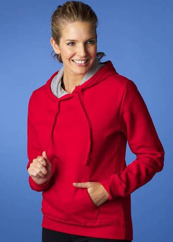 HOTHAM LADIES KANGA POCKET HOODIES