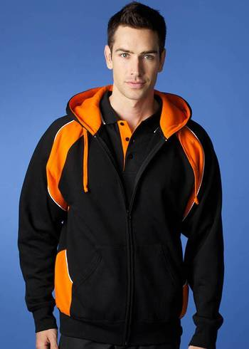PANORAMA ZIP MENS HOODIES
